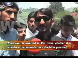 Ministers and bureaucrats commit gang rape in Muzaffarabad