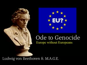Ludwig von Beethoven ft. M.A.G.E. - Ode to Genocide (EU Contraband Re-Mix)