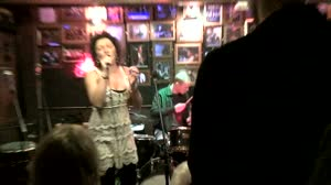 09-02-14 Sisters With Voices at the Cori Tap Emma Hutchinson pt 1