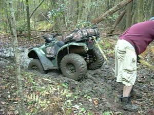 Spec Ed Stuck in the mud 2