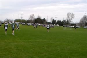 FVLC 8 Green at Rip the Duck (4) vs. Lacrosse Hustle - 4/19/2015