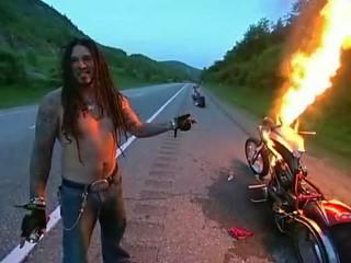 Biker Build-Off: Bike On Fire