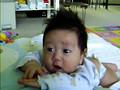 My nephew Sun-Woo