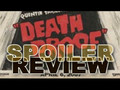 GRINDHOUSE DEATH PROOF SPOILER REVIEW