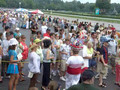 A Day at Saratoga Race Course, Saratoga Springs, N