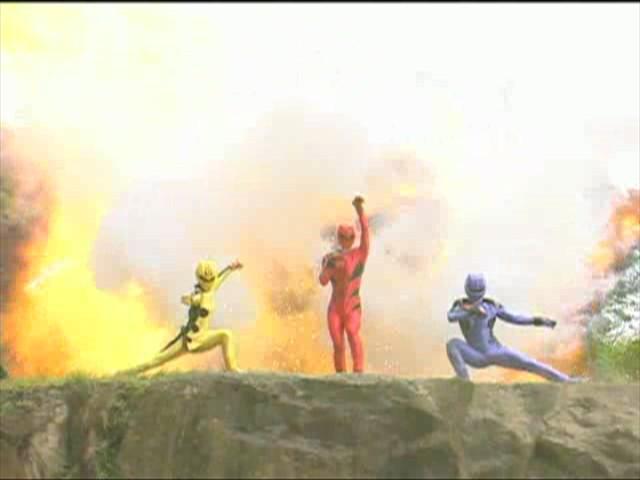 Gekiranger Movie: Neinei Houhou!Hongkong Daikessen (Making)