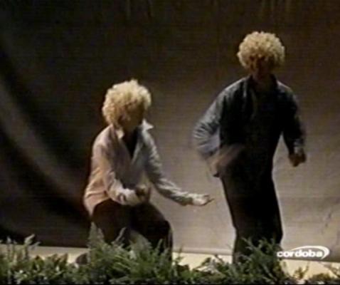 Gala Fin 2004 - Candi y Yosu