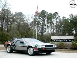 DeLorean Aston Martin Vantage - Fast Lane Daily - 22Aug07