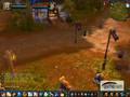 WOW glitch video