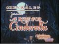 Ride for Cinderella, A (1937)