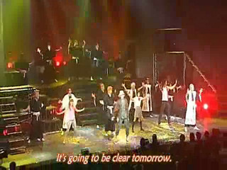 Rock Musical Bleach Saien - Hona Sayonara