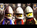 Monty Python and the Holy Grail in Lego