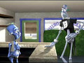 Monty Python's Cheese Shop Animation