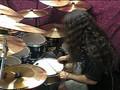 Derek roddy on drums