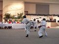 TKD Test Sparring 08/07