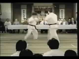 Shokei Matsui 100 Man Kumite Highlight