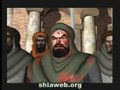 Imam Hussain 3D Cartoon - Part 5 - ارض الطف