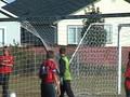 Crossfire '92 Defense (goalie) -Marysville Tournament Aug 06