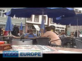 VlogEurope 2007 :: The Game :: Team Blue Joel, Jan & Tagee
