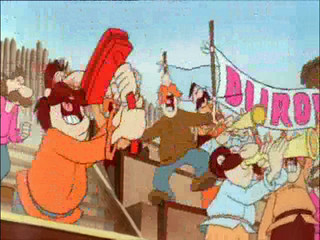 Asterix in Britain- Part 3