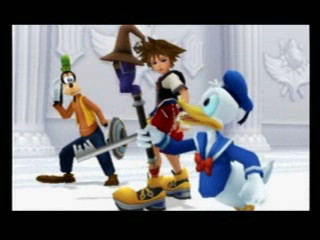 Kingdom Hearts: Chain of Memories-  Floor One