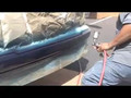 Plastic Bumper / Scratch Repair in Los Angeles – Video @ www.sosdent.com