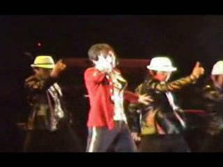 Kangta concert@China 2005