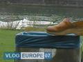VlogEurope 2007 :: Breaking Bread :: Tagee's Card :: Shoe = Boat
