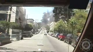 Firefighters from the San Francisco Fire Department on The Battalion-The Series: Webisode #4