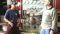 Firefighters from the San Francisco Fire Department onThe Battalion-The Series: Webisode #9