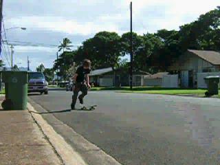 KCR skate video
