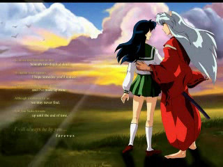 InuYasha x Kagome-You're Where I Belong