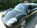Ferrari 360 Modena limousine takes the road @ 170mph