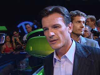 VW IROC Debut: Interview Wolfgang Bernhard