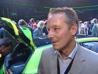VW IROC Debut: Interview Murat Günak