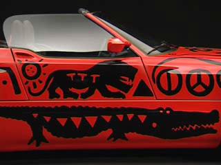 BMW Art Cars - A.R. Penck