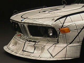 BMW Art Cars - Frank Stella