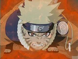 Naruto no giving up