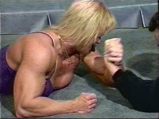 mixed armwrestling