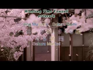 Morning Musume Sakura Gumi - Sakura Mankai (Subs)