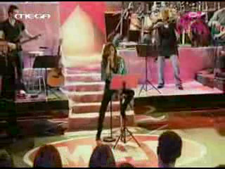 Helena Paparizou Mad Secret Concert Like A Prayer (Live)