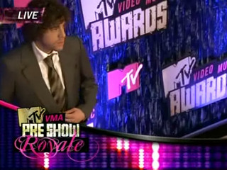 mtv music award preshow Elliott Yamin