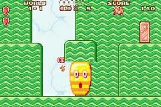 Me playing Super Mario Advance: Super Mario Bros. 2