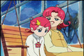 Cosmic Baton Girl Comet-san 41