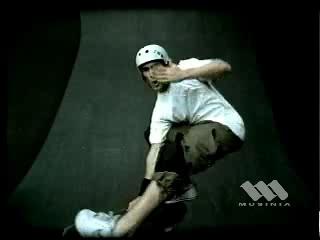 Nike Skateboarding Commercial