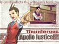 Apollo Justice: Ace Attorney Trailer 2