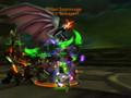 Illidan's Death