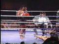 kickboxing accident