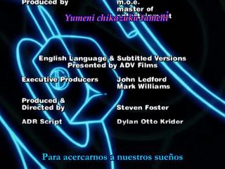 Steel angel Kurumi 2. Ep. 01. Spanish sub.
