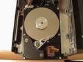 Internal workings within a HDD